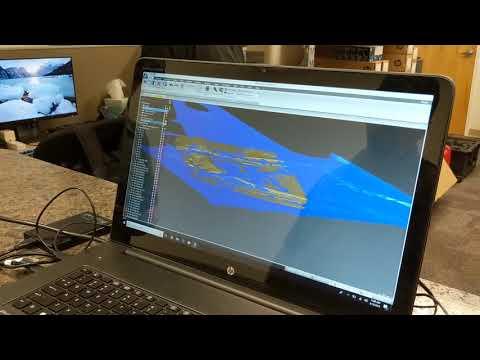Drone Survey Data Versus TopCon Total Station Survey Data