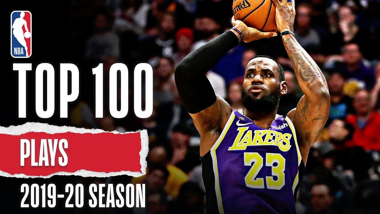 Download Top 100 Plays | 2019-20 NBA Season