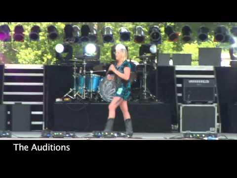 Billy Currington - Billy 'Idol' Contest - Rome, GA