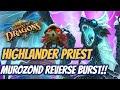 Undefeated Highlander Priest!