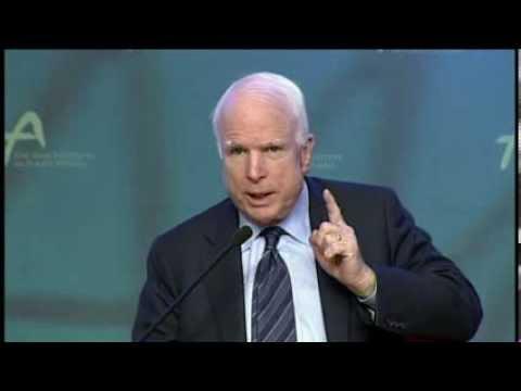 Press Conference: John McCain (R-AZ) and Sheldon Whitehouse (D-RI)