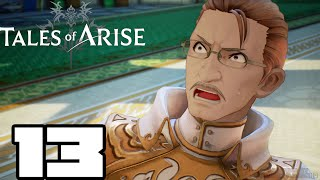 Tales of Arise -  WALKTHROUGH PLAYTHROUGH LET'S PLAY GAMEPLAY - Part 13