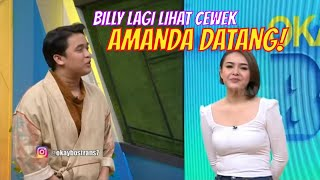KLARIFIKASI Hubungan Billy & Amanda Manopo | OKAY BOS (22/07/20) Part 1