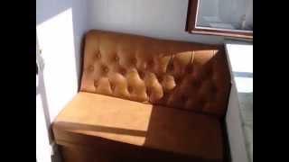 Мягкая мебель для балкона и лоджии- диваны, кресла, кушетки, пуфики, тахты(В нашем интернет магазине http://www.mebel-dlya-balkona.ru можно купить маленький диванчик на балкон или кресло, а так..., 2015-02-18T06:41:30.000Z)