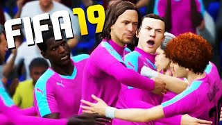 THE DONG CAN'T STOP LAUGHING! - FIFA 19 with The Crew!