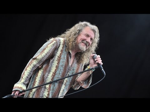 Robert Plant - Little Maggie at Glastonbury 2014