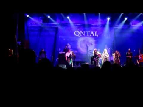 Qntal  7 Swebend, Festival Mediaval IX, 10092016