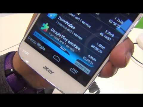 Acer Liquid Jade Z Hands on Review, Camera, Features, Comparison, Overview at MWC 2015