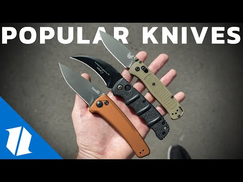 We Found The Most Popular Pocket Knife In Your State | Week One Wednesday Ep. 9