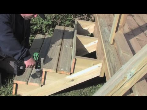 Steps To Building A Deck