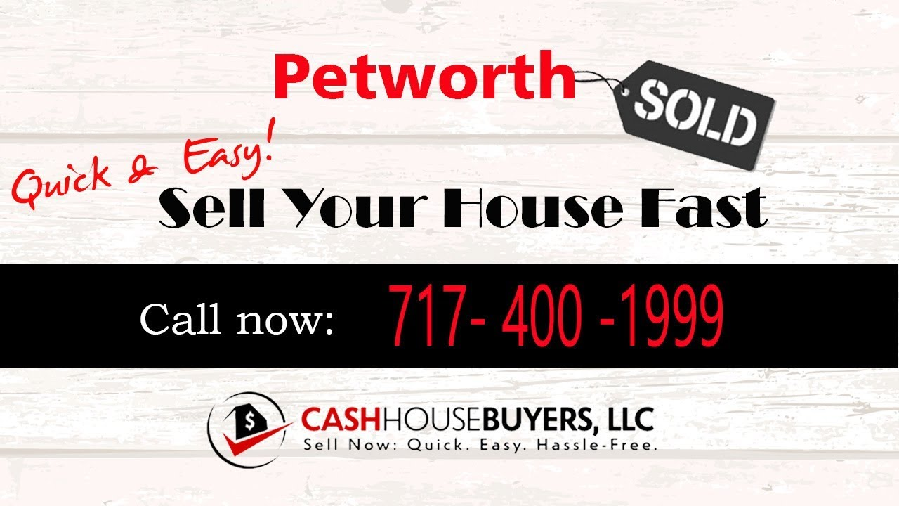 HOW IT WORKS We Buy Houses Petworth Washington DC | CALL 717 400 1999 | Sell Your House Fast