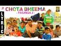 Pasanga 2 - Chota Bheema Lyric | Suriya | Arrol Corelli video