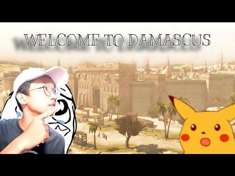 DAMASCUSSS? - Assassins Creed Directors Cut Edition Part 6  