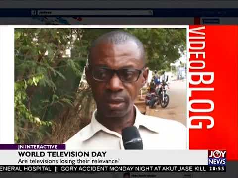 World Television Day - JoyNews Interactive (21-11-17)