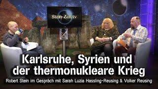 Karlsruhe, Syrien und der thermonukleare Krieg