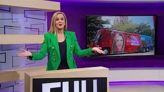 Have Bus, Will March | Full Frontal on TBS