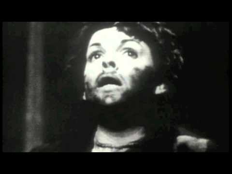 JUDY GARLAND Over The Rainbow live TV 1955 classic