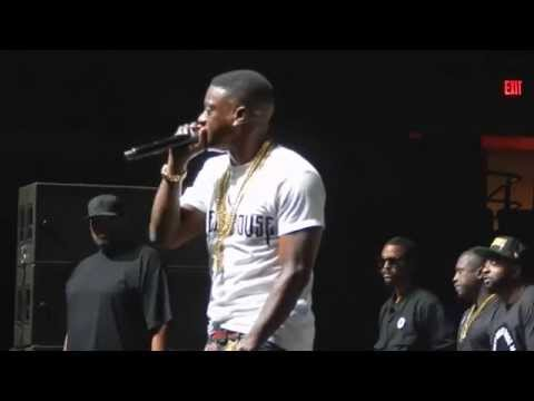 Lil Boosie Performs