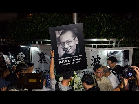 Chinese activist Liu Xiaobo dies at 61