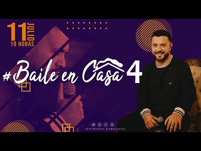 LUCAS SUGO - BAILE EN CASA 4