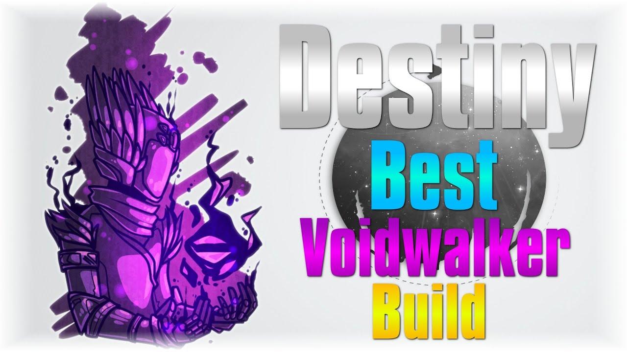 Destiny Voidwalker Build Best PVE So Many Grenades