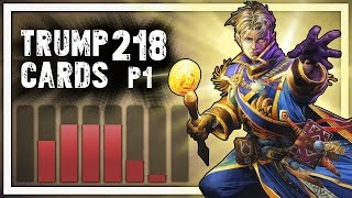 Hearthstone: Trump Cards - 218 - Part 1: Trump is the Chosen One (Priest Arena)