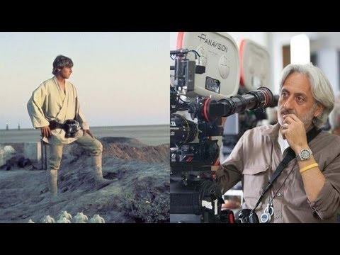 Cinematographer Set For Star Wars Episode VII