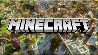 Minecraft Mini Games And Building A Huge City!! #3