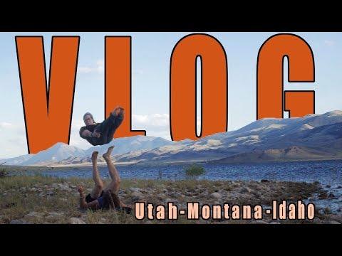 Road Trip Vlog 6 (Utah, Montana, Idaho)
