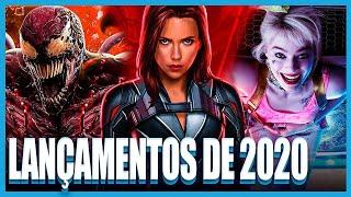 Os 10 FILMES mais ESPERADOS de 2020