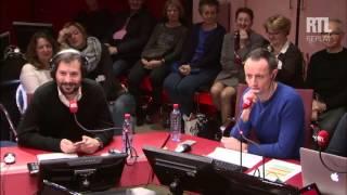 A la bonne heure - Stéphane Bern et Bénabar - Lundi 11 Janvier 2016 - RTL - RTL