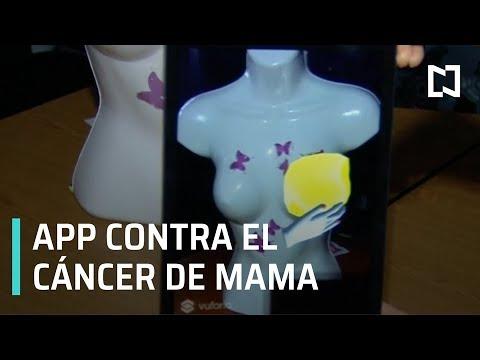 Crean APP que busca crear conciencia sobre cáncer de mama - Despierta