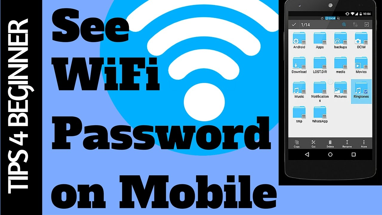 Phone Wifi Apps For Android Phones how to find stored wifi password on android phone easily tricks app review4 es explorer