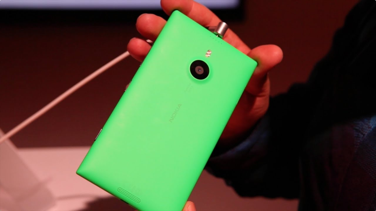 Green Nokia Lumia 1520 Photos, on sale at AT&T - Rightlaptop.com