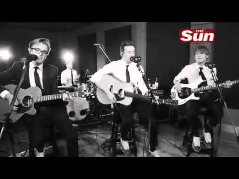 McFly - Obviously / All About You ( Live Session)