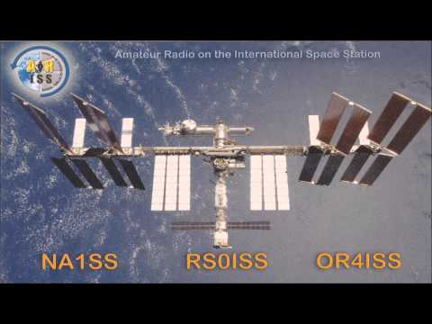 International Space Station | NA1SS | 145.800 MHz