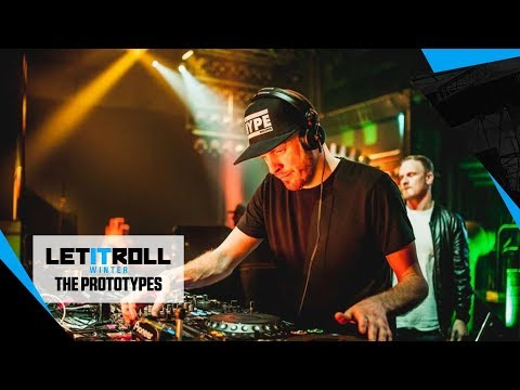 THE PROTOTYPES - Let It Roll Winter 2017