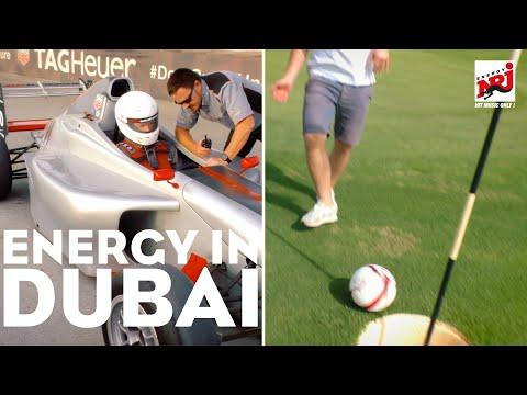 Emirates bringt ENERGY nach Dubai | Folge 3 | Formular DXB & Footgolf