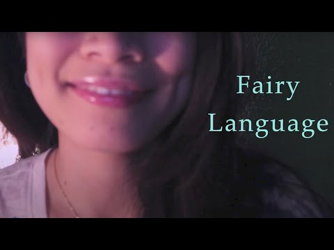 ASMR August Tapping Triggers ~ Filipino/Fairy Language ~ Brushes ~ Affirmations