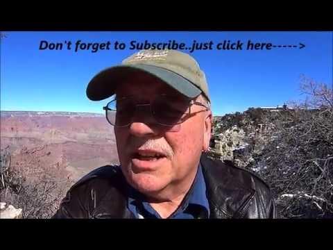 Grand Canyon Train Tour Part 1 Vlog #42