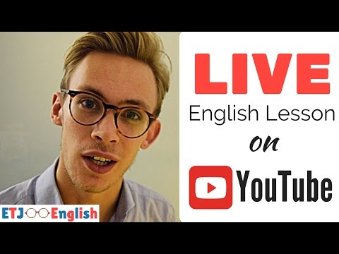 How to Avoid Failure When Learning English | LIVE LESSON