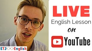 How to Avoid Failure When Learning English   LIVE LESSON