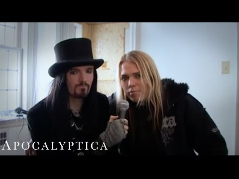 Apocalyptica - 'I'm Not Jesus' Introduction