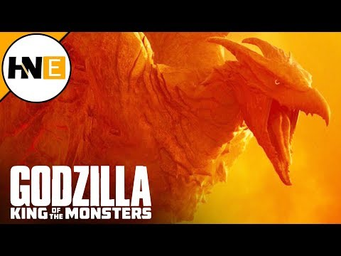 Rodan Origins in Godzilla King of the Monsters EXPLAINED