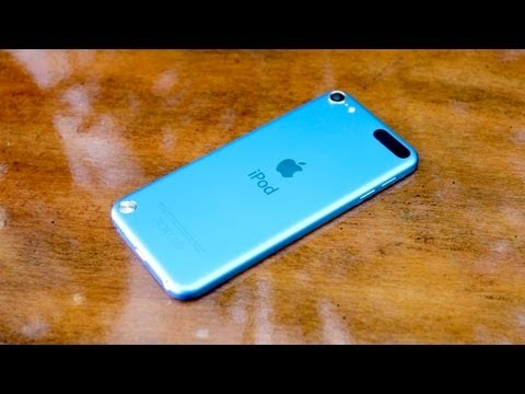 Apple iPod Touch 5th Generation Review (2012 iPod Touch 5G Review)