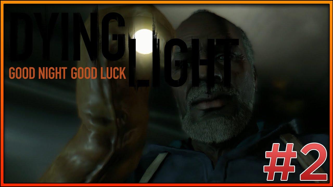 Dying Light Playthrough - w/ zaitr0s - #2 - (Svenska)