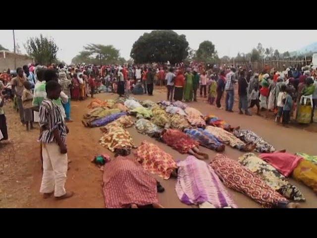 Бурундийцев убивают в ДРК