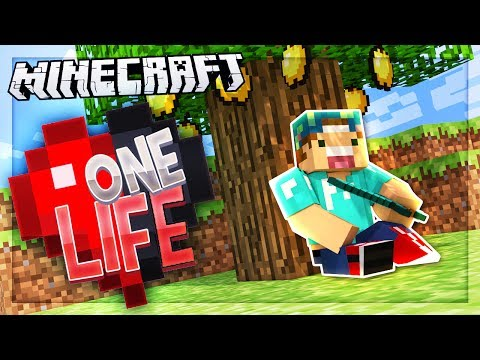 THE GOLDEN APPLE TREE!? | One Life SMP #9