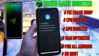 Razer  Game Booster  || Solusi Lag & Frame Drop Miui 12   No Root & All Android