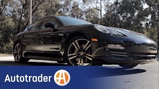 2012 Porsche Panamera - AutoTrader New Car Review